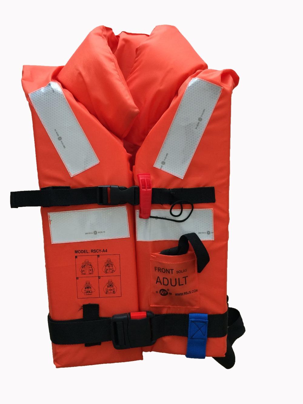 Нагрудные спасательные жилеты